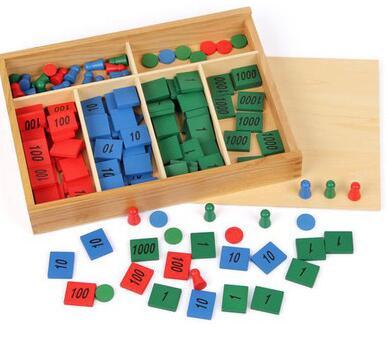 各类型的早教教育玩具,可使孩子对学习更加有兴趣