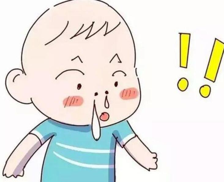 宝宝咳嗽流鼻涕的缓解方式,值得收藏!