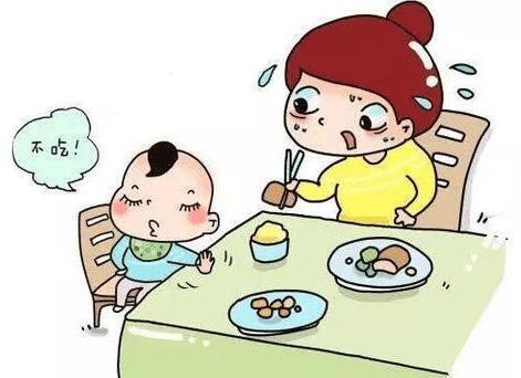 宝宝不吃饭的原因,分享一些宝宝吃饭的小妙招