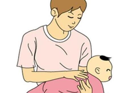 新生儿怎么拍嗝及新生儿怎么护理