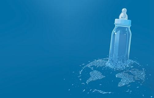 最好不要买塑料奶瓶!研究人员新发现使用聚丙烯奶瓶会让婴儿摄入微塑料