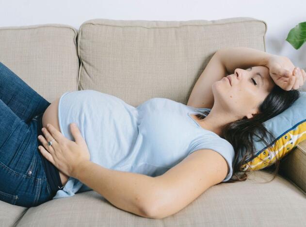 孕妇生产前几天的几种征兆现象,值得收藏